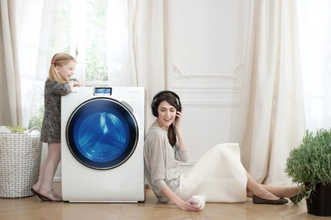 Sửa máy giặt cửa trước ở Thuận An