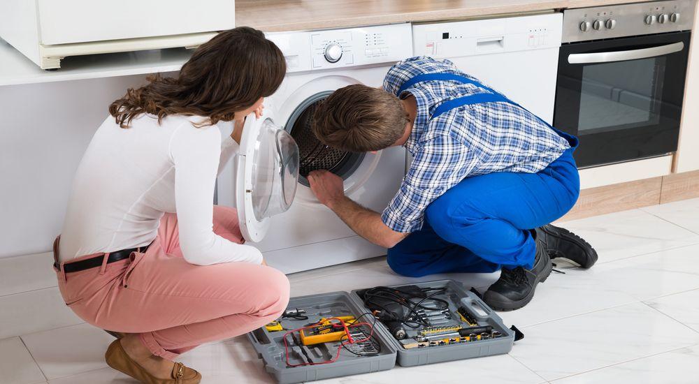 Lắp đặt máy giặt uy tín tại Lái Thiêu