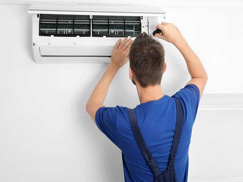 Dịch vụ lắp đặt máy lạnh giá rẻ tại Biên Hòa